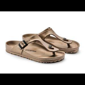 NWOT Auth BIRKENSTOCK Gizeth EVA sandals, 36